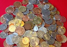 5 DIFFERENT Uncirculated World Coins from Huge Hoard / Over 100 Countries UNC BU