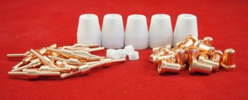 Rossi Style 50 Pcs PT-31 Std Size Plasma Cutter Kit Bobthewelder