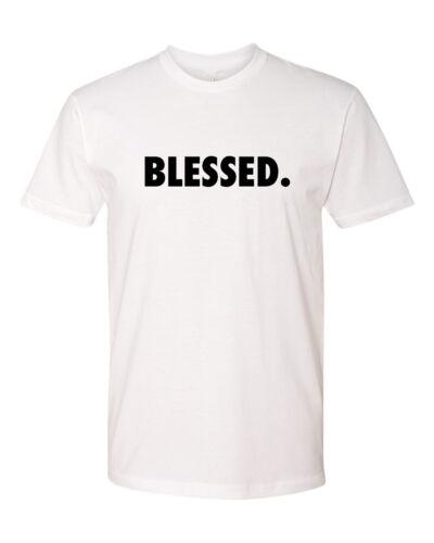 Blessed T-Shirt Sneaker Tee Shirts To Match Jordan 11 XI Concord White