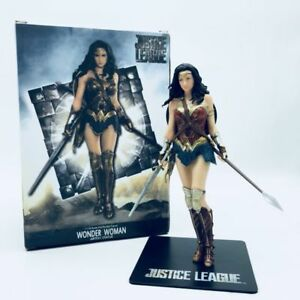 Anime Justice League Wonder Woman 1//10 PVC Figure Statue Toy Gifts New No Box