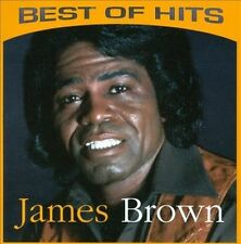 """JAMES BROWN, CD """"BEST OF HITS"""" NEW SEALED"""