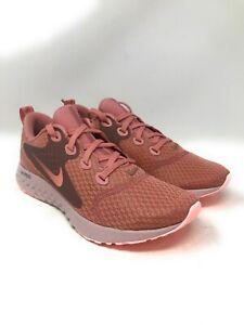 Womens Nike Legend React (Rust Pink