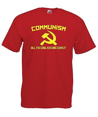 USSR RUSSIA CCCP CHE present xmas birthday gift idea boys girls kids T SHIRT TOP