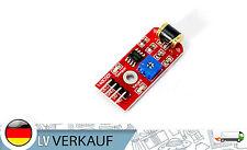 TOP Vibrations-Sensor LM393 801S für Arduino & Raspberry Pi mit Beispiel-Sketch