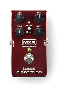 MXR-M85-Bass-Distortion-Guitar-Effects-Pedal