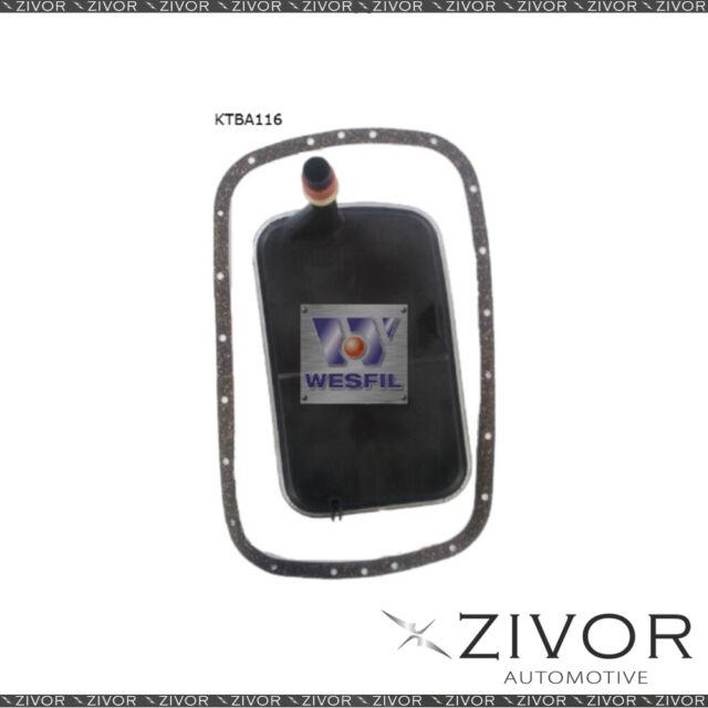 Transmission Filter Kit For BMW X3 2004-2007 -WCTK116 *By Zivor*