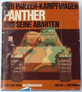 DER-PANZER-KAMPFWAGEN-by-WALTER-J-SPIELBERGER-UK-DISPATCH