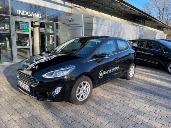 Ford Fiesta 1,0 EcoBoost mHEV Titanium billede 0