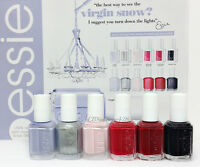 Essie Nail Lacquer - Winter 2015 - Virgin Snow - 0.46oz - Pick Any Color