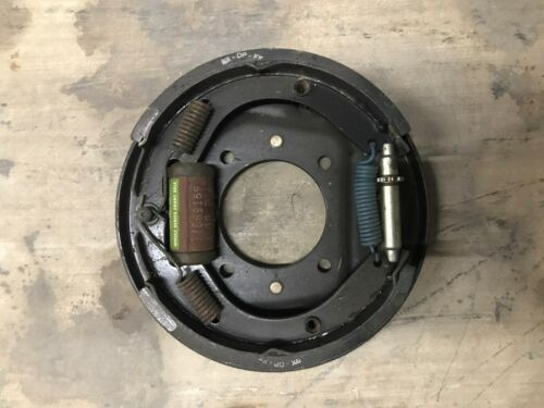 M151 VEHICLE FAMILY M151A2 BACKING PLATE ASSY SHOES INCL. MILITARY JEEP