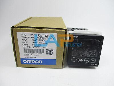 1PCS New Omron Brand Temperature Controller E5CN-Q2MT-500 AC100-240