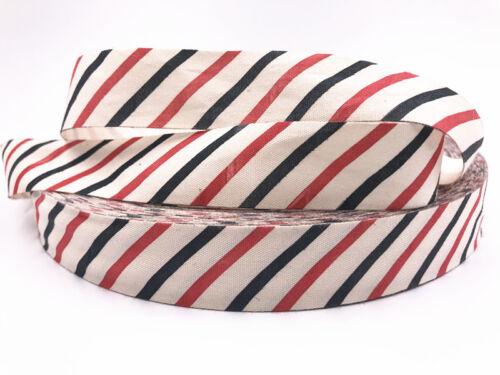 25mm Printing Cotton Twill 5-10yards Handmade Gift Wrap DIY Sewing Craft