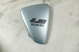 2001 Suzuki LS 650 LS650 Savage right side cover panel