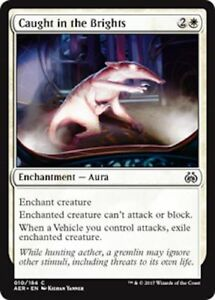 4x Caught in the Brights // NM // Aether Revolt // engl. // Magic Gathering
