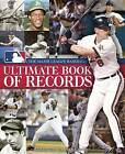 The Major League Baseball Ultimate Book of Records: An Official Mlb Publication by Major League Baseball (Hardback, 2013)