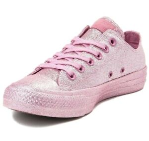 Image is loading Converse-Chuck-Taylor-All-Star-Pink-Glitter-Skater- 8b5141ad0