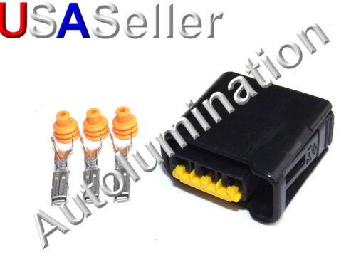 Ignition Coil Wire Harness Connector Terminal Plug For Subaru Impreza WRX-STi