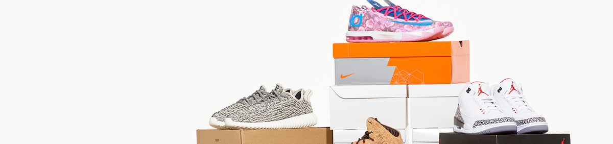 Shop Event Statement Sneakers Buy pre-loved & save on best-selling kicks