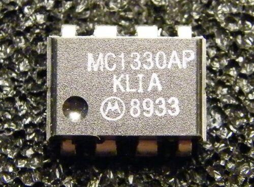 Motorola 3x mc1330ap low level video detector
