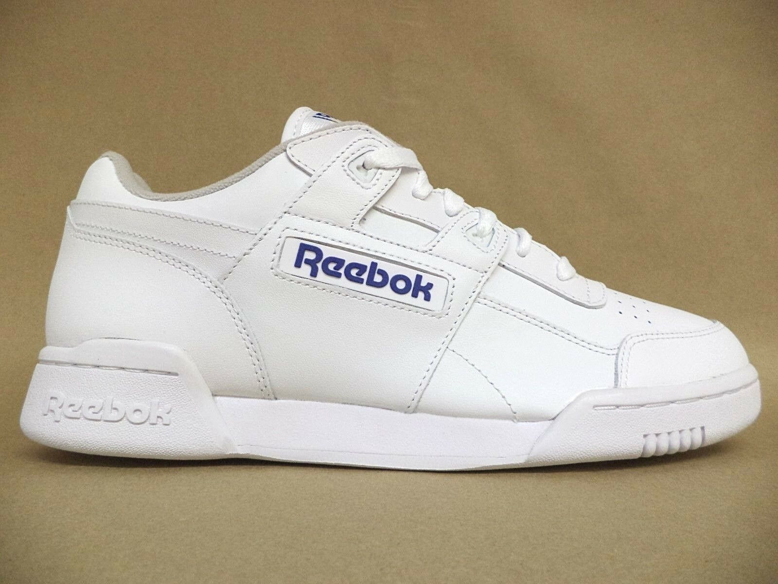 hommes Reebok Workout Plus Turnchaussures - 2759