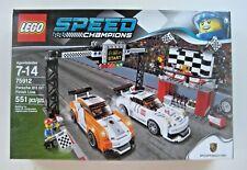 Lego Speed Champions Porsche 911 GT Finish Line - 75912.