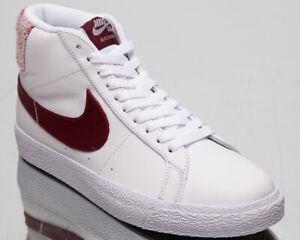 Details zu Nike Sb Zoom Blazer Mid Premium Herren Weiß Freizeit Lifestyle Sneakers