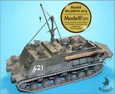 1/35th MR Models Soviet Recovery Tank BTT-1 (ISU-T)