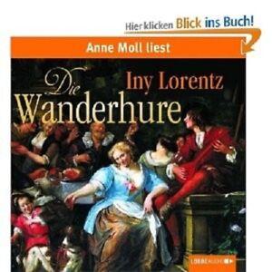 INY-LORENTZ-DIE-WANDERHURE-6-CD-HORBUCH-NEW