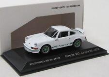 Porsche 911 Carrera RS (1973) blanco/porsche museo 1:43