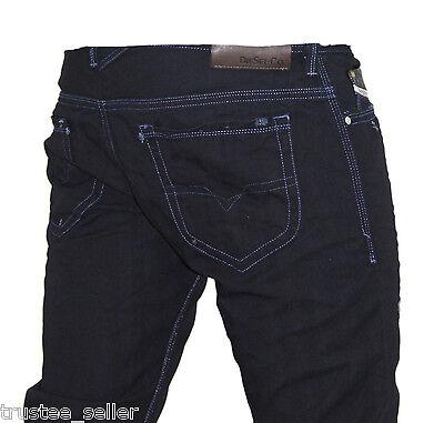 NEW MEN DIESEL SLIM SKINNY TEPPHAR 679R INDIGO VINTAGE  STRETCH  JEANS PANTS