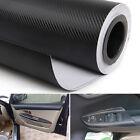 Auto Carbon Fiber Luster Decorative Bubble Free Vinyl Decal Sticker Door Handles