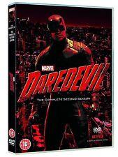 Daredevil Season 2 Complete DVD Boxset New & Sealed Region 2 UK Fast UK Shipping