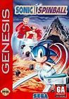 Sonic Spinball (Sega Genesis, 1993) - European Version
