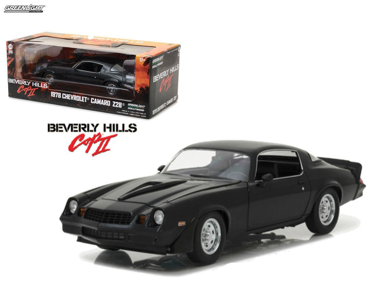 Grünlight - 1   18 hollywood und beverly hills cop ii 1987 chevrolet camaro 13501 1978