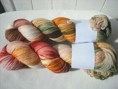 Flowers Merino Yarnart Wool cake Yarn 225gm soft gradient knitting crochet SOFT