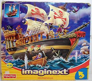 Imaginext Pirate Treasure Island