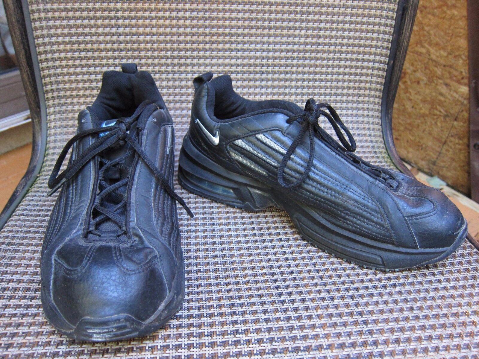 Max air trainer vintage schwarz 11,5 nike sneaker kann shoemen's 11,5 schwarz m usa. 46e3c0