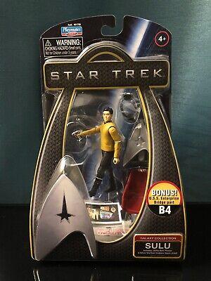 2009 Playmates Star Trek Movie Galaxy Collection SCOTTY Action Figure B11 Bridge