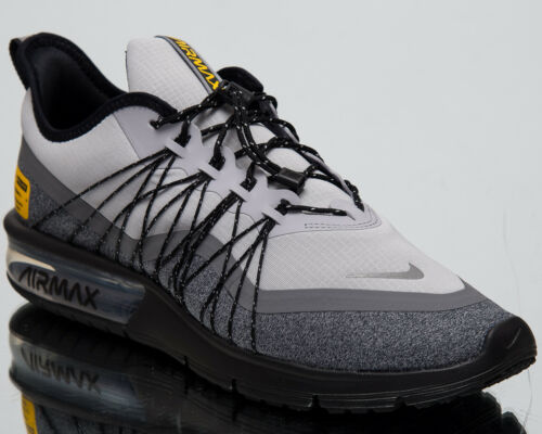 brand new a00aa deb25 Nike 003 Av3236 Wolf Utility 4 Sport Air Nye Running Shoes Herrer Grey Max  Sequent r7HrORqT