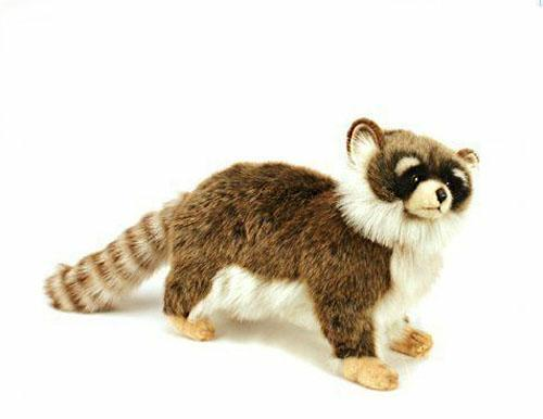 HANSA COLLECTION - RACOON, STANDING