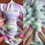 1pcs-Kids-Fluffy-Floam-Slime-Mastic-parfumee-Stress-Relief-argile-enfants-jouets miniature 2