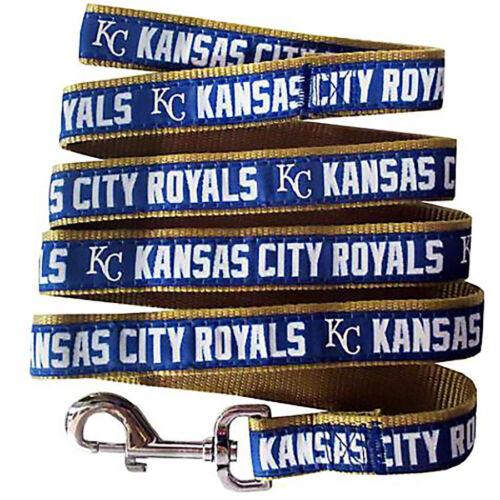 NEW - MLB Kansas City Royals Pet Leash - Sizes Med or Large