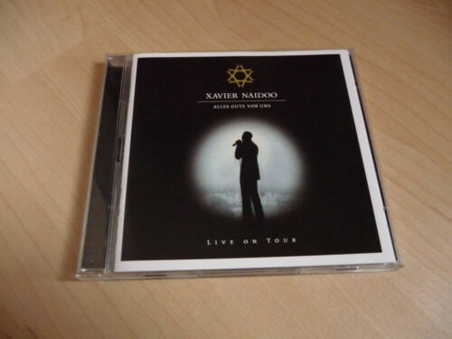 1 von 1 - Doppel CD Xavier Naidoo - Alles Gute vor uns - Live on Tour - 2003
