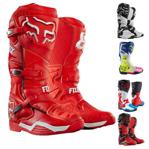 Fox-Racing-Comp-8-RS-MX-Motocross-Offroad-Supercross-Dirtbike-Riding-Boots