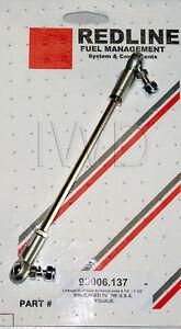 Weber Carb Universal Adjustable Throttle Linkage Rod - 7 ...  Universal Throttle Linkage Scat