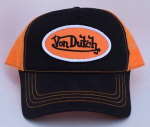 Image is loading NEW-Von-Dutch-Adjustable-Snapback-Trucker-Baseball-Cap- 1be116a228c9