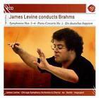 James Levine conducts Brahms von James Levine (2011)