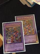Armityle The Chaos Phantom DUSA-EN099 Ultra Rare 1st Edition NM YuGiOh Card x2