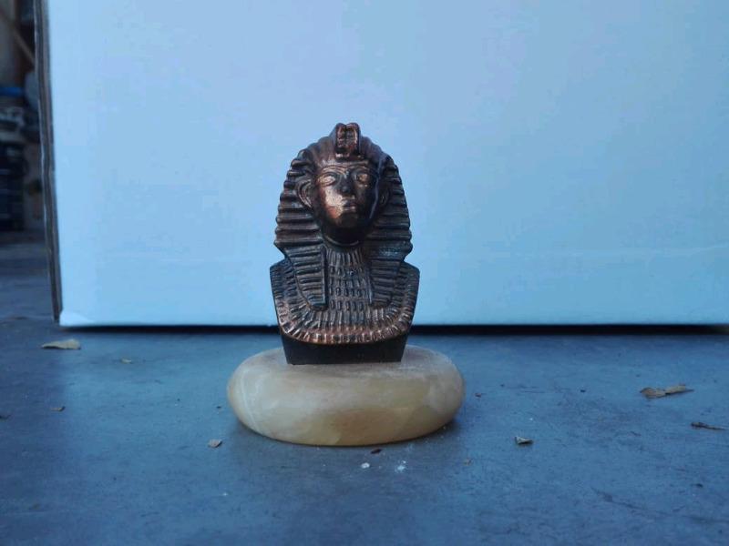 Egyptian deco piece