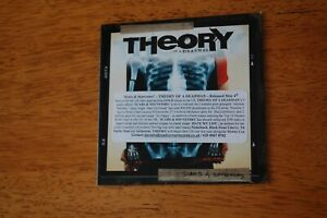 Theory-Of-A-Deadman-Scars-amp-Souvenirs-13x-track-promo-CD-album-NEW-2008